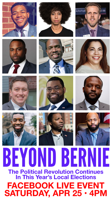 SATURDAY, APRIL 25 at 4PM Join Councilman KHALID​ and a panel of activists & elected officials this Saturday as we discuss what's at stake in Georgia's June 2020 Primary.  #LocalElectionsMatter #LocalPoliticsIsLit □ Register Here or Watch LIVE on Facebook www.khalidCares.com