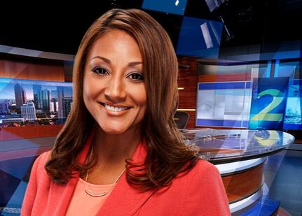 WSB-TV Reporter Tyisha Fernandes will question Republican and Democrat candidates challenging Incumbent Democrat David Scott for the Georgia 13th Congressional District seat at South Fulton's Electoral College Saturday, October 19.  khalidCares.com/Vote