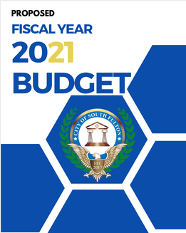 View the City of South Fulton's FY2021 Budget as proposed by City Manager Odie Donald. khalidCares.com/Budget
